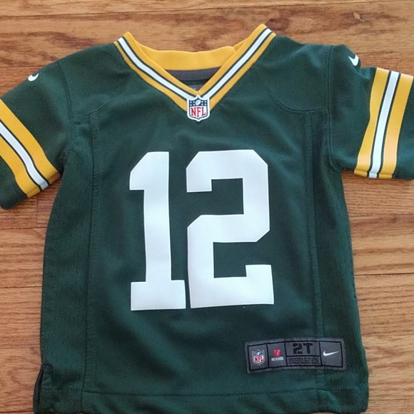 new arrival 1e7ab b7319 Aaron Rodgers Green Bay Packers Jersey
